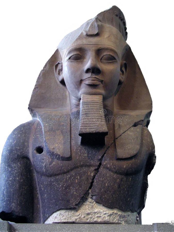 Egyptische Sphynx stock foto
