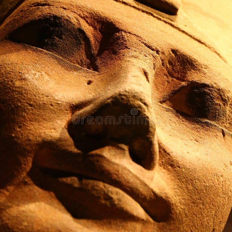 Egyptiskt museum i Turin royaltyfria bilder