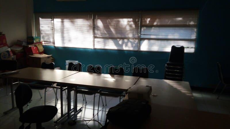 Egzamin dystrybuci pokój obrazy royalty free