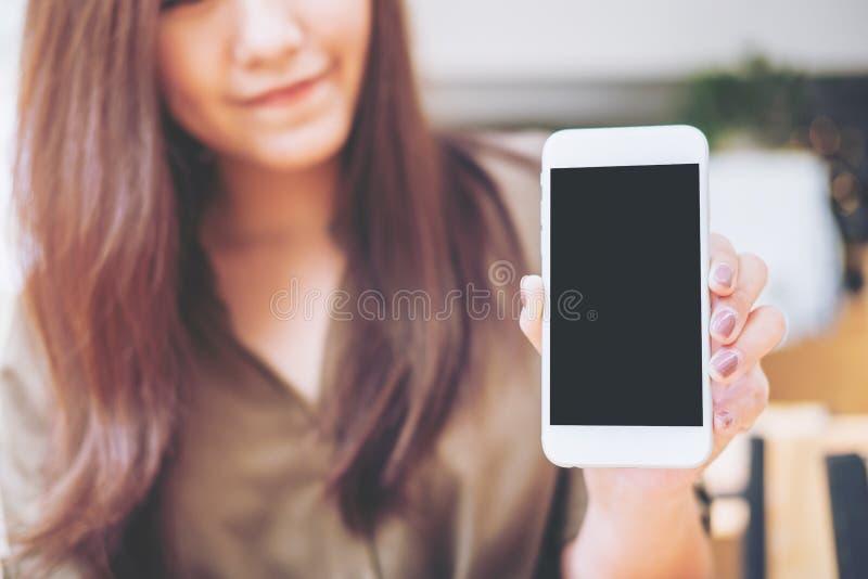 Egzamin próbny up mądrze telefon zdjęcie royalty free