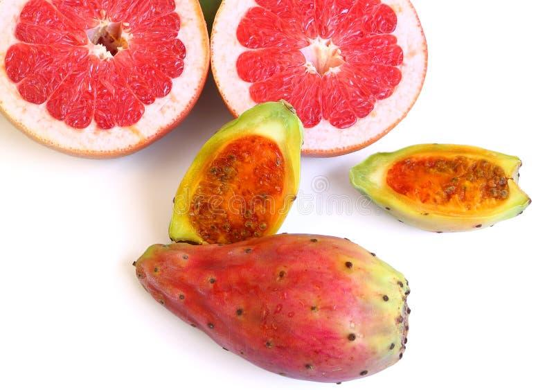 Egzota i diety zdrowe owoc zdjęcia stock