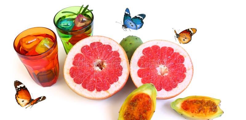 Egzota i diety zdrowe owoc zdjęcie royalty free