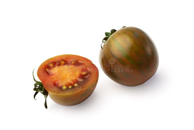 Download Egzota Odosobniona Pomidorów Biel Zebra Obraz Stock - Obraz złożonej z nikt, tło: 13329297