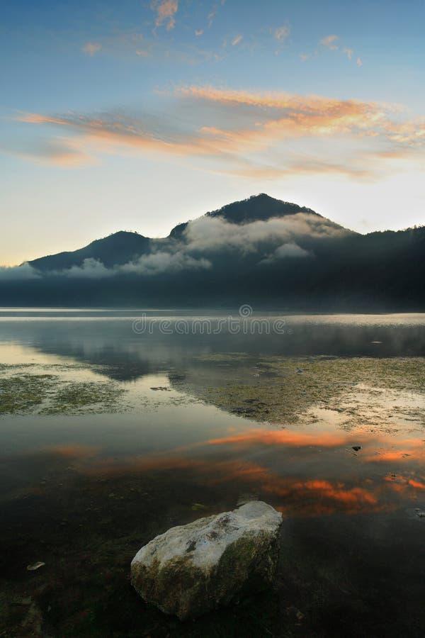 egzotyczne indonezyjczyka krajobrazu zdjęcie royalty free