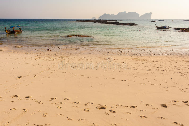 Download Egzotyczne na plaży zdjęcie stock. Obraz złożonej z świt - 53778848