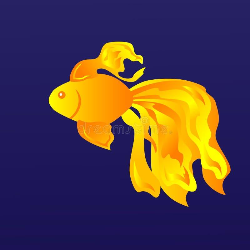egzotyczne ryby ilustracji
