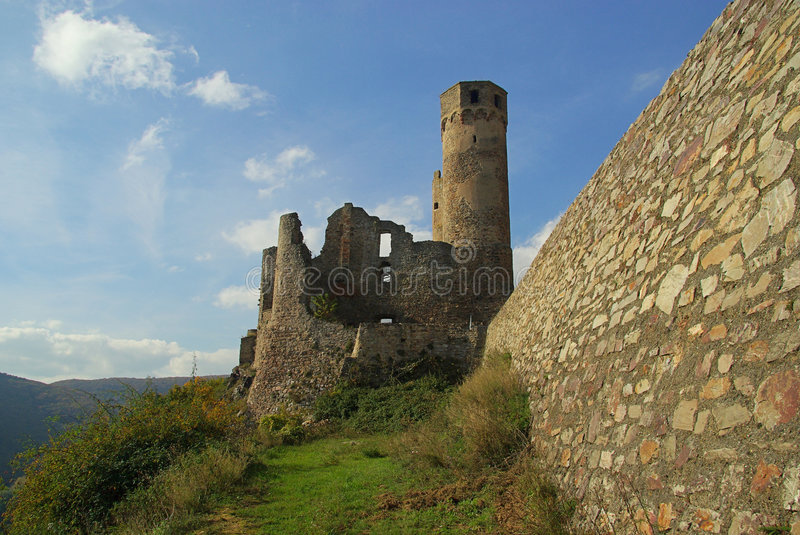 Ehrenfels royalty free stock images