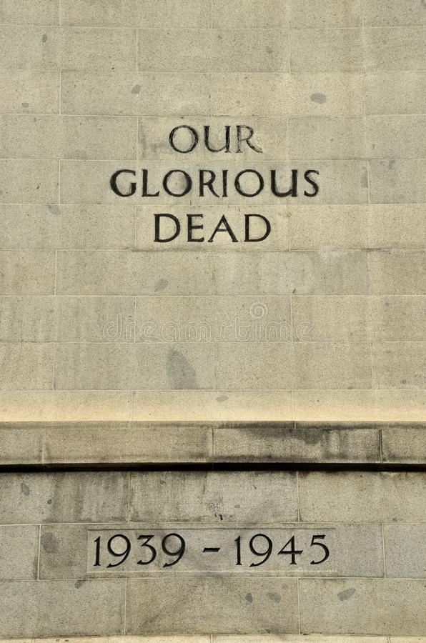 Zu Ehren Der Toten