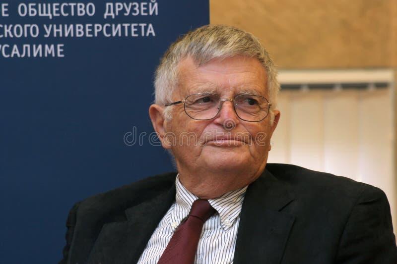 Ehud Netzer immagine stock libera da diritti