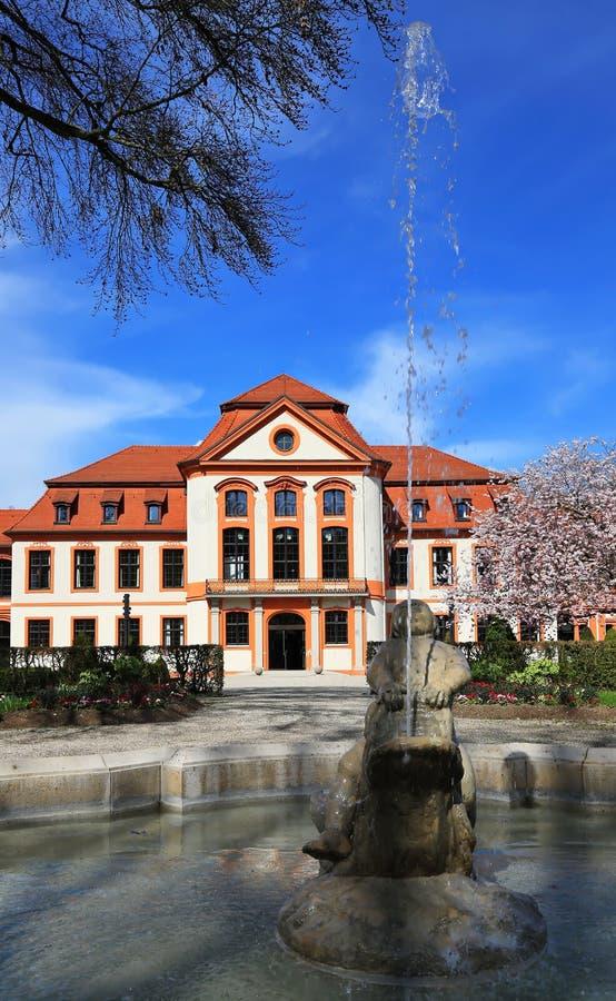 Eichstättis una città in Baviera, Germania immagine stock libera da diritti