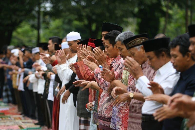 Eid al-Fitr royalty-vrije stock afbeelding