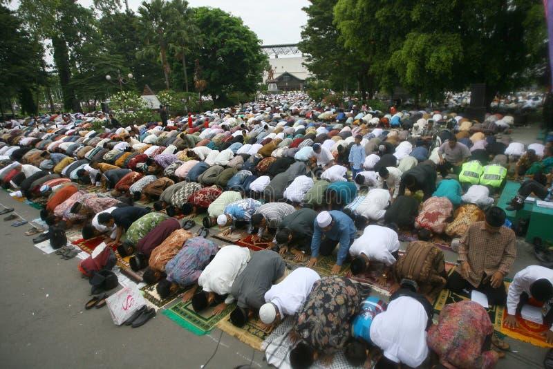 Eid Al-Fitr στοκ φωτογραφία με δικαίωμα ελεύθερης χρήσης