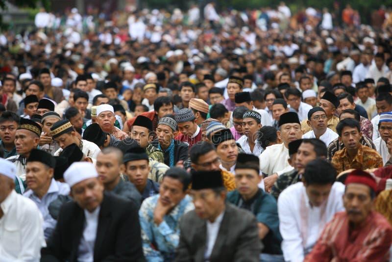 Eid Al-Fitr στοκ εικόνα
