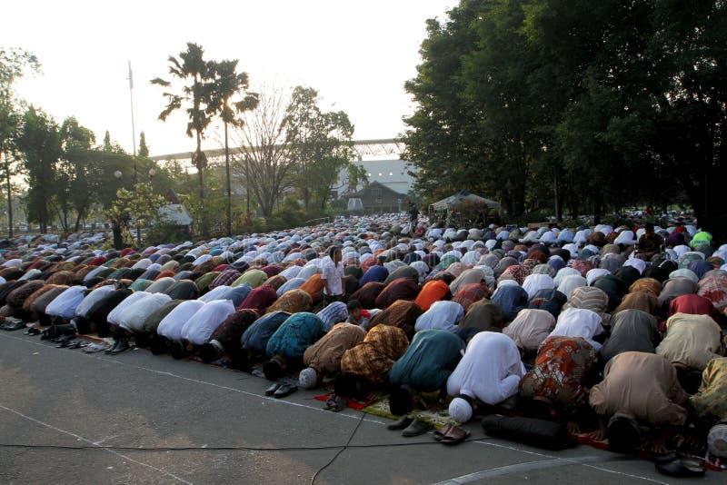 Eid al-Fitr immagine stock libera da diritti