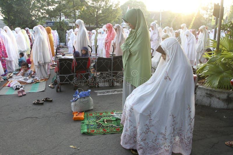Eid Al Fitr royalty-vrije stock foto