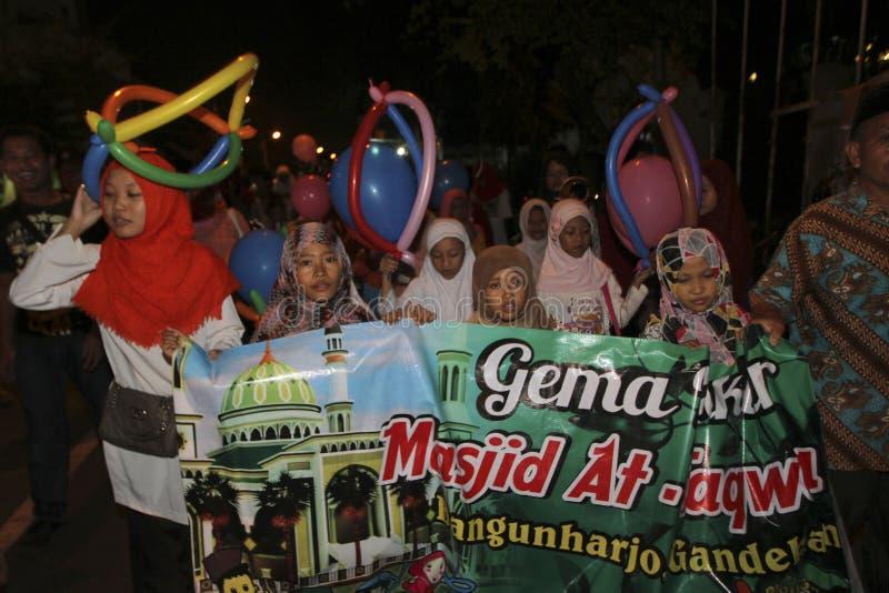 Eid Al Fitr royalty-vrije stock fotografie