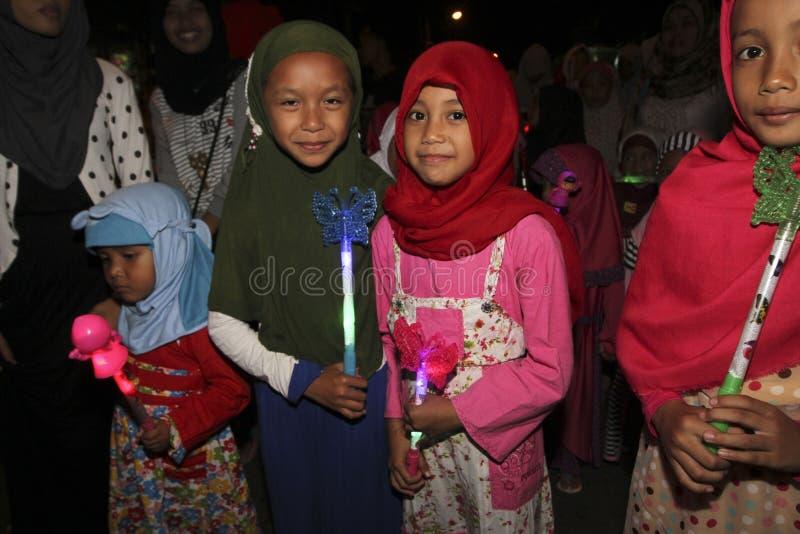 Eid Al Fitr stock afbeeldingen