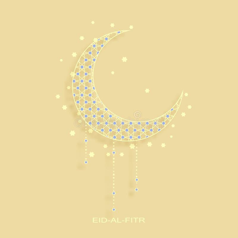 Must see Traditional Eid Al-Fitr Decorations - eid-al-fitr-background-golden-decorated-moon-stars-vector-73018092  Trends_715529 .jpg