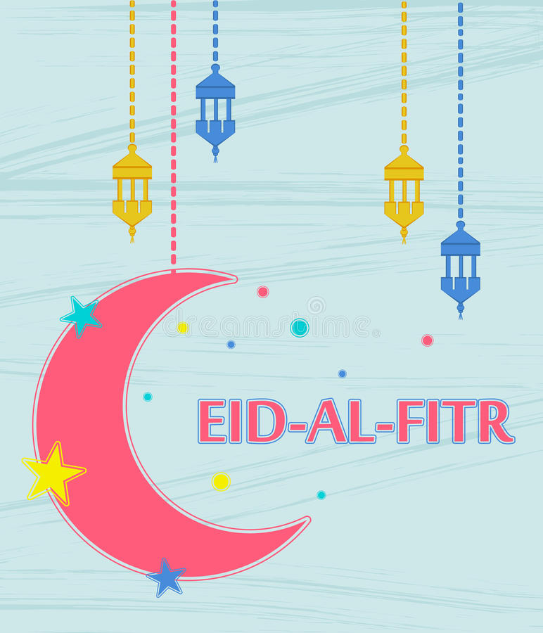 Must see Eid Holiday Eid Al-Fitr Greeting - eid-al-fitr-muslim-traditional-holiday-marks-end-ramadan-greeting-card-stars-moon-lanterns-abstract-94131150  Graphic_592498 .jpg