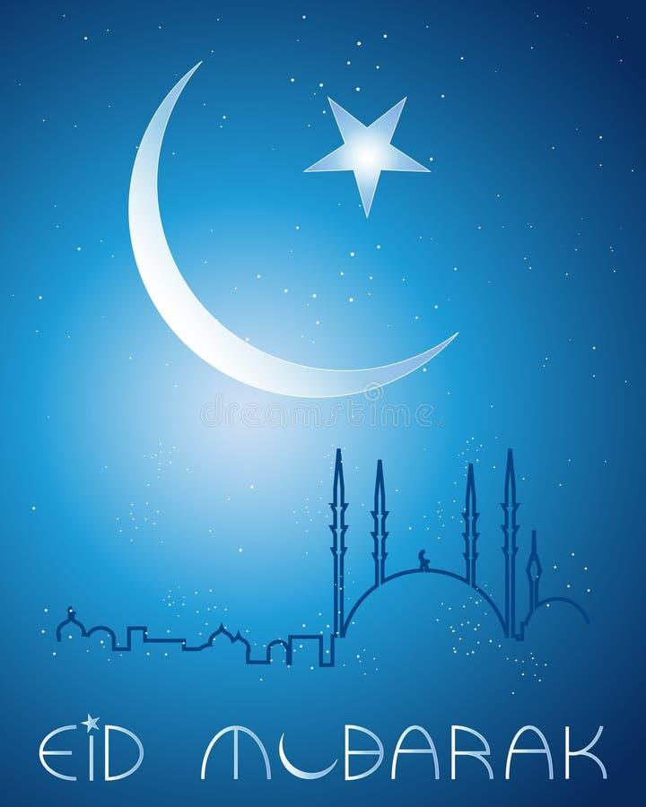 Eid festiwal ilustracji