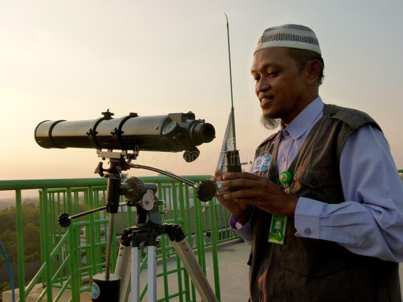 Eid Mubarak photographie stock libre de droits