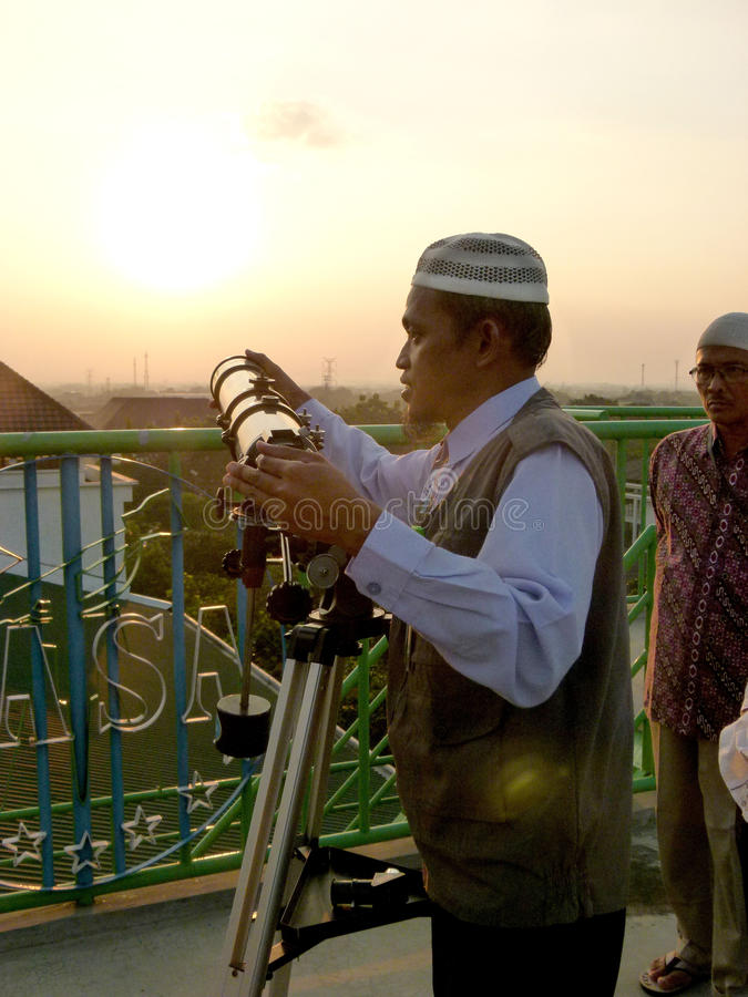 Eid Mubarak photographie stock