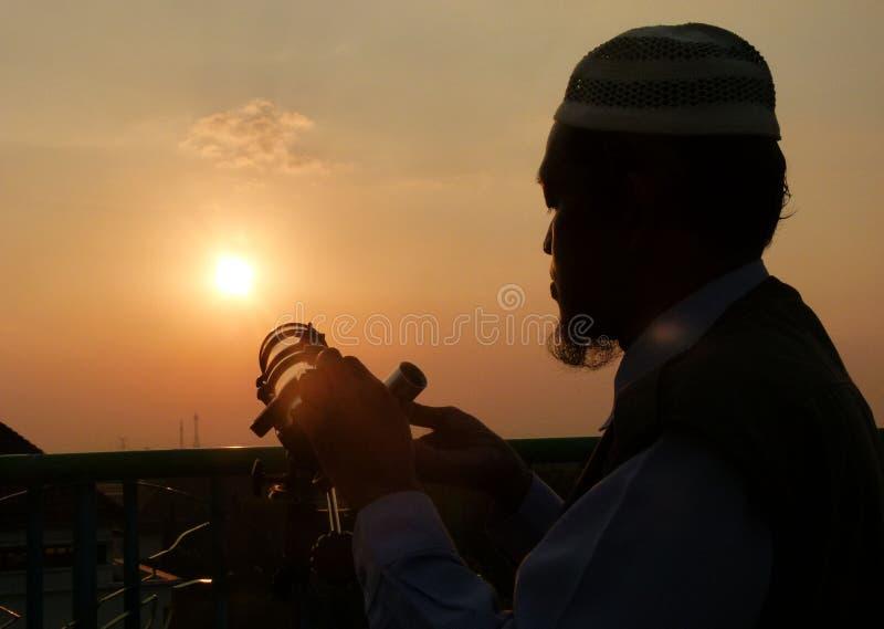 Eid Mubarak photo libre de droits
