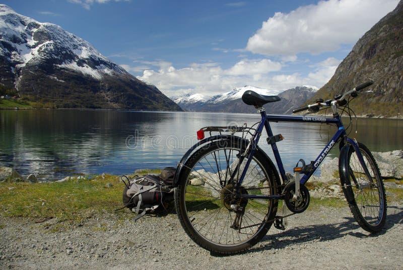 Eidfjord стоковое фото rf