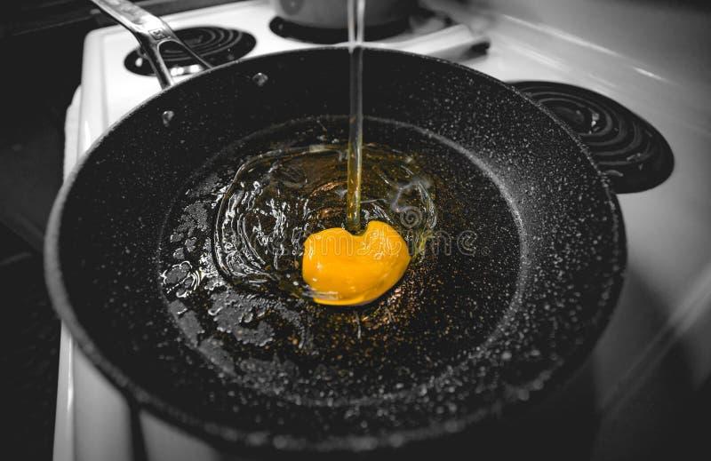Eier oben stockbild