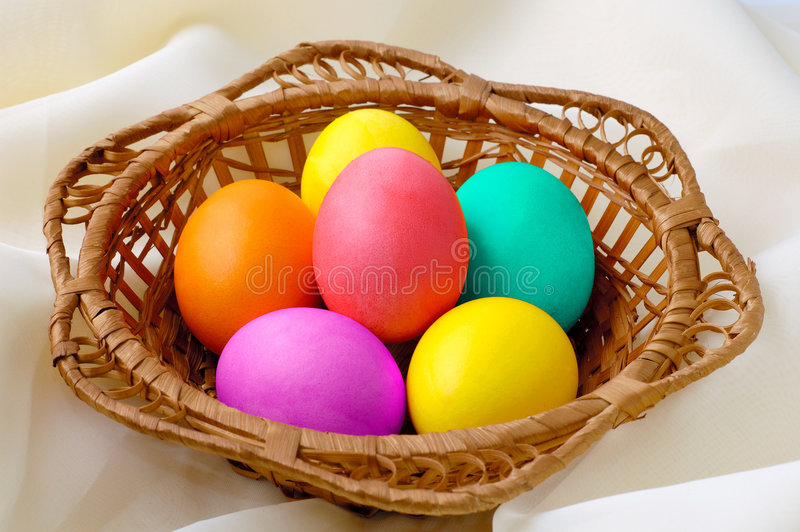 Eieren 5 stock foto's