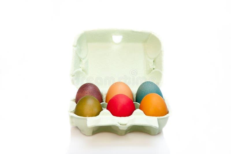 Download Eieren in doos stock afbeelding. Afbeelding bestaande uit pasen - 39113841