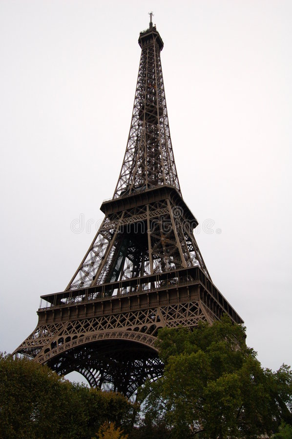 Eifel Kontrollturm stockbilder