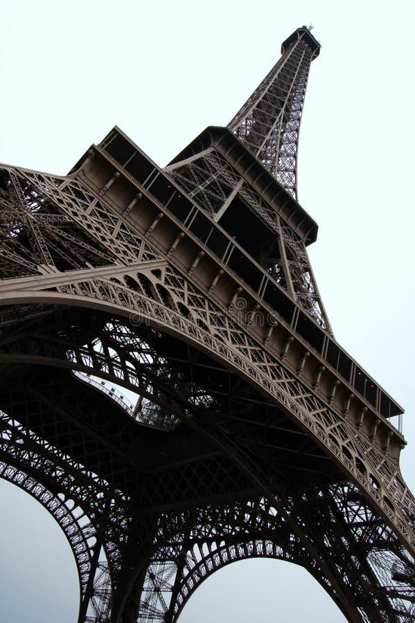 Eifel Kontrollturm lizenzfreie stockfotos