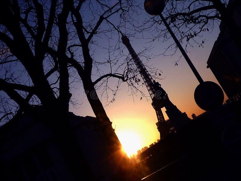 Eifel romántico imagen de archivo