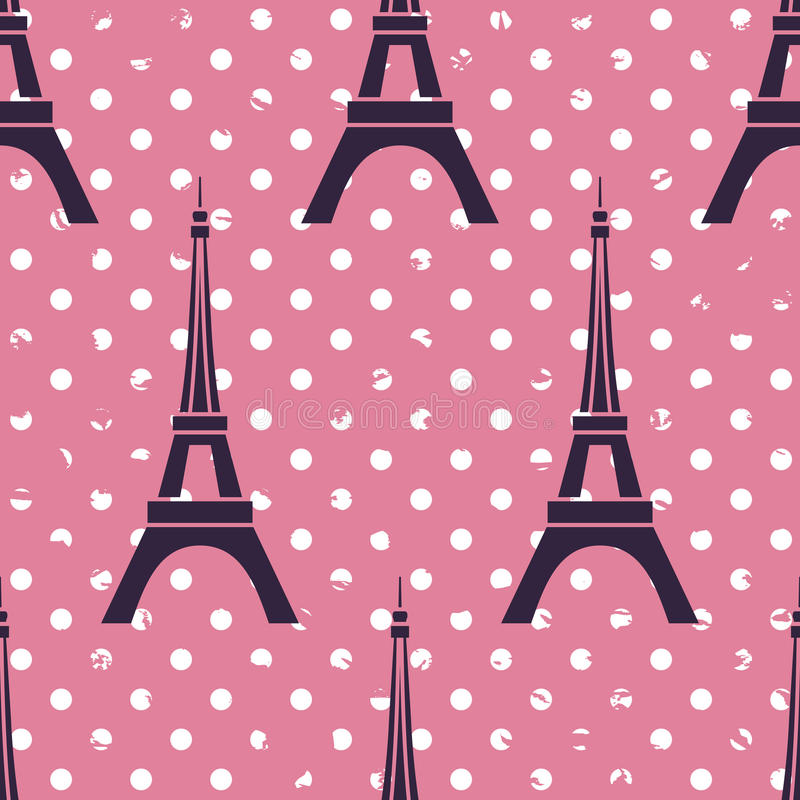 eiffel vector illustratie
