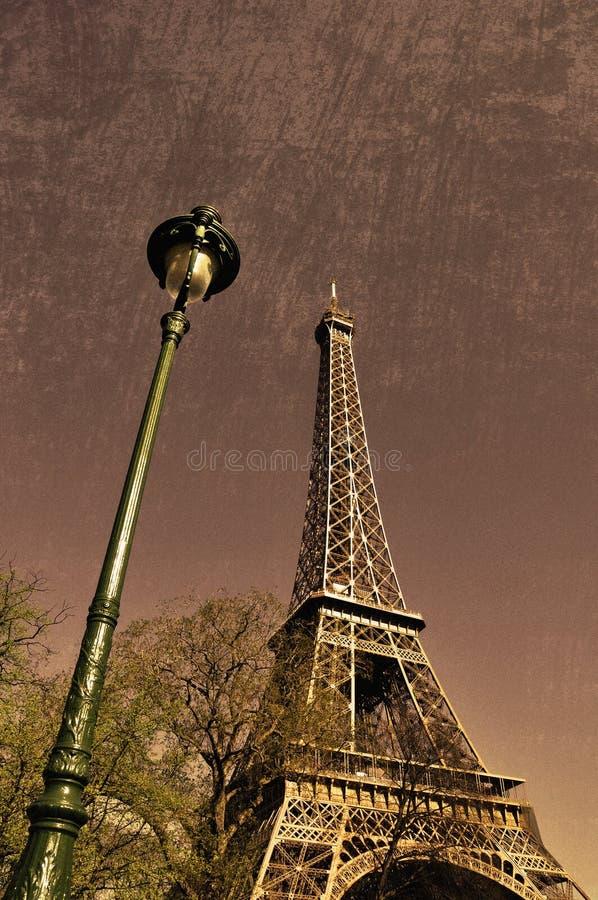 eiffel paris torn royaltyfria bilder