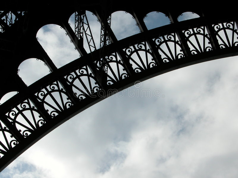 Download Eiffel texture 2 stock photo. Image of street, city, france - 254322
