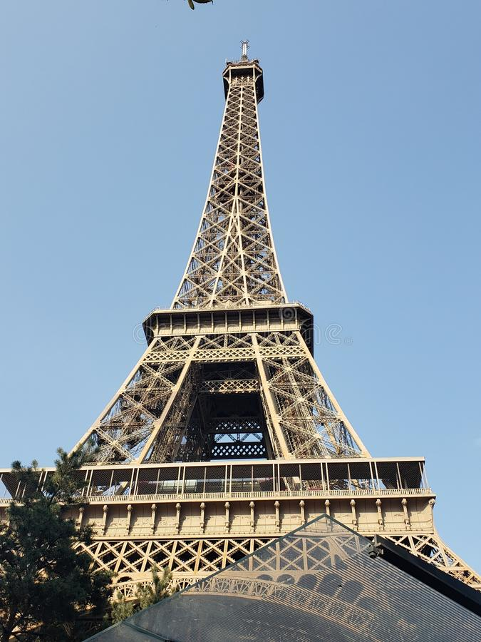 Eiffel Tower stock images