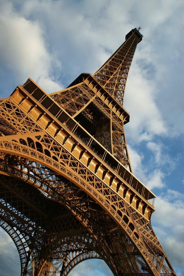 Download Eiffel torn fotografering för bildbyråer. Bild av fransman - 19789535