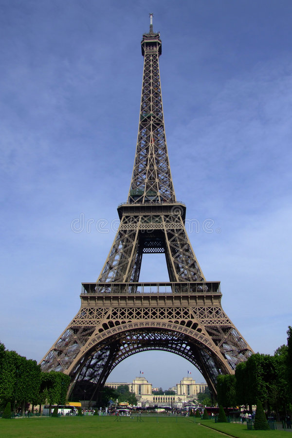 Download Eiffel Tower 01 Royalty Free Stock Photo - Image: 2712525