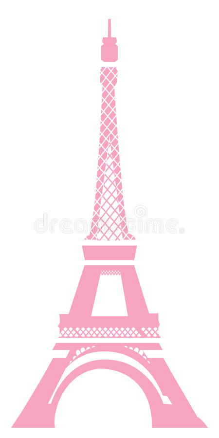 Download Eiffel tower stock illustration. Illustration of tower - 12260133