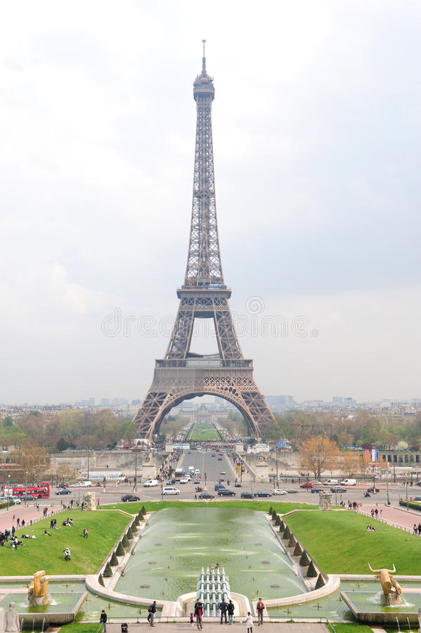 Free Eiffel Tower Stock Photography - 14805022