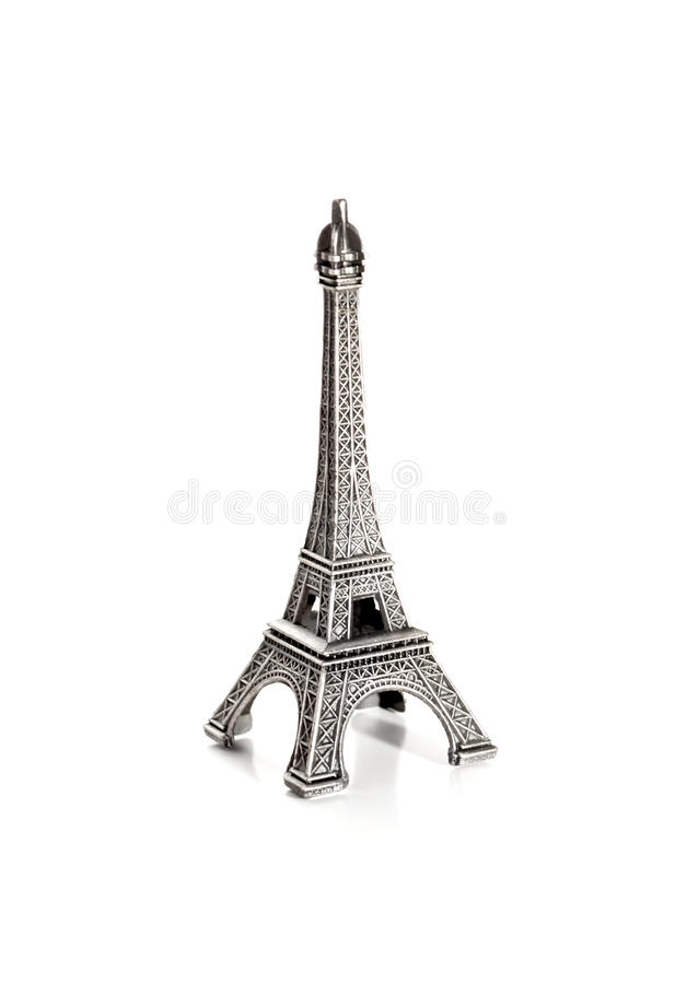 Download Eiffel tower stock image. Image of iron, background, famous - 18295863