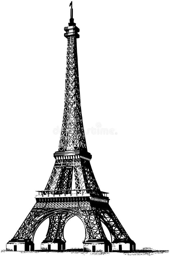 Free Eiffel Tower 2 Stock Image - 42098021