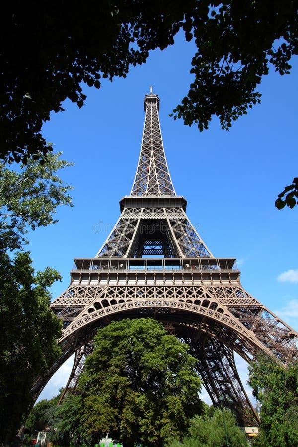 Download Eiffel Tower stock photo. Image of famous, european, destination - 20518588