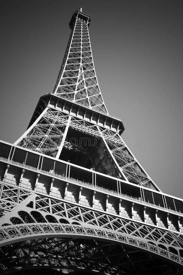 Download Eiffel Tower stock image. Image of famous, steel, city - 26526775