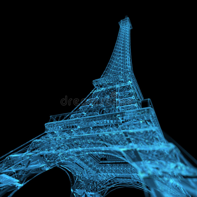 Download Eiffel Tower Stock Image - Image: 26612671