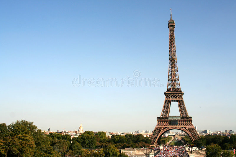 Download The Eiffel Tower stock image. Image of building, european - 3211465