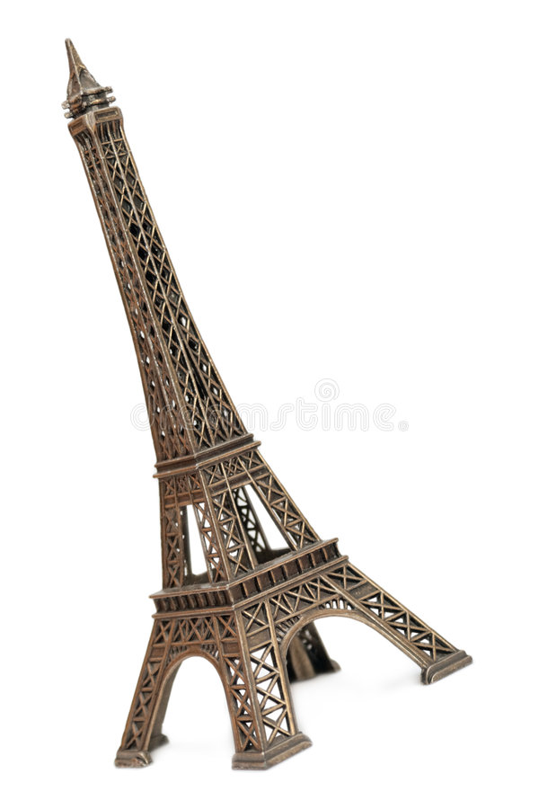 Download Eiffel tower stock image. Image of sculpture, french, silhouette - 4454535