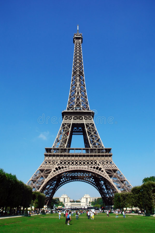 Free Eiffel Tower Royalty Free Stock Photography - 7849617